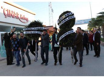 İncirlik'te Kudüs Protestosu