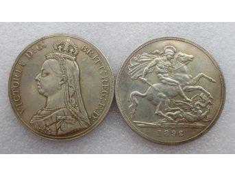İngiltere Kraliçesi Victoria'nın Altın Paraları Adana'da Bulundu