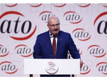 Ato Başkanı Baran, Üçüncü Çeyrek Büyüme Verilerini Değerlendirdi