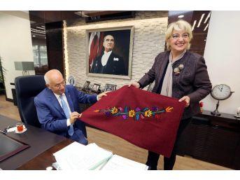 Tüketici Hakları Derneği'nden Başkan Yaşar'a Teşekkür