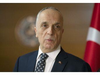 Türk-iş'in 2018 Yılı İçin Asgari Ücret Talebi Bin 893 Lira