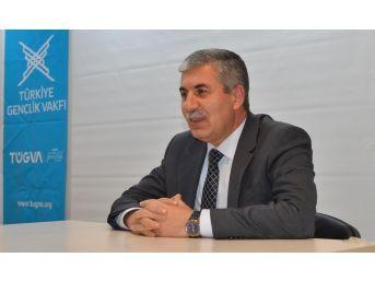 Başkan Aksoy, Türkiye'nin Kudüs Duruşunu Anlattı