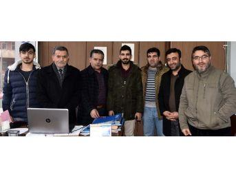 Bitlis Aktif Yerel Gazeteciler Derneği Kuruldu