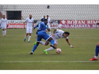 Tff 1. Lig: Elazığspor:0 - Bb. Erzurumspor:1