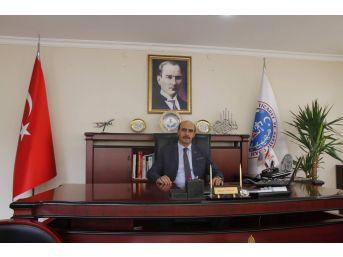 Erzincan Tso Başkanı Hayati Gürkan'dan Kudüs Açıklaması