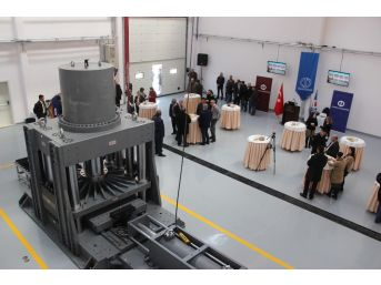 Dünyanın 5'inci Test Merkezi Eskişehir'de Kuruldu