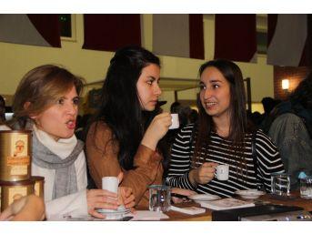 Kahvenin Kokusu Eskişehir'in Dinamizmi İle Buluştu