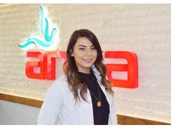Psikolog Zeynep Özdemir, Anka'da