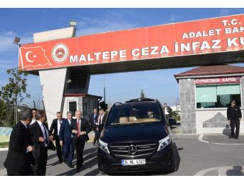 Chp Lideri Kılıçdaroğlu'ndan Enis Berberoğlu'na Ziyaret