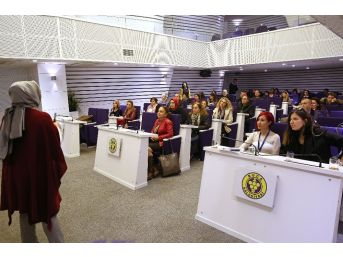 Buca'da Öğretmenlere Atık Pil Eğitimi