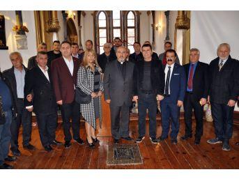 İzmir Protestan Babtist Kilise'sinden Kudüs İçin Cumhurbaşkanı Erdoğan'a Destek
