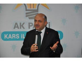 Başbakan Yardımcısı Işık, Ak Parti İl Teşkilatıyla Buluştu