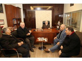 Başkan Büyükkılıç Camikebir Esnafını Ziyaret Etti
