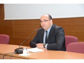 """Prof. Dr. Şahin: """"orta Doğu'daki Sorunların Kaynağı Meşruiyet Yoksunu Yöneticiler"""""""