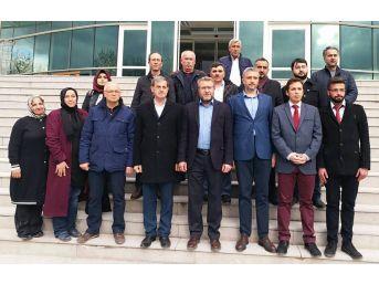 Ahmet Tan: Simav'ın Yeni Hastanesi Hayırlı Olsun