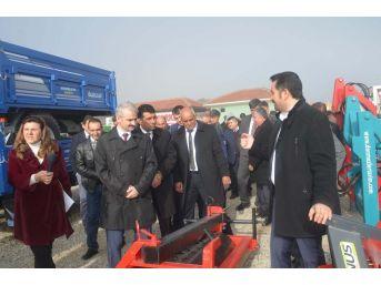 Kula Ziraat Odasından Türkiye'nin İlk Tarım Marketi