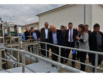 Meclis Üyeleri Mersin'de Yapılan Çalışmaları Yerinde İnceliyor