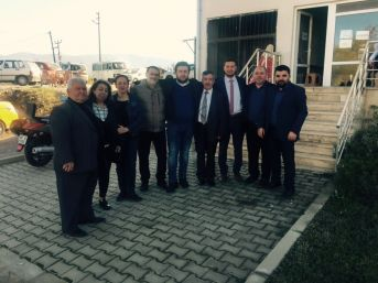Ak Parti İlçe Başkanı Acar Mazbatasını Aldı