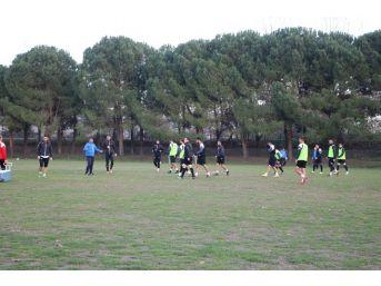 Sakaryaspor'da, Bandırmaspor Hazırlıkları Başladı