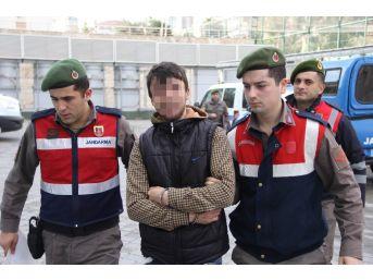 Uyuşturucu Almak İçin Babasının Parasını Gasp Etti, Tutuklandı