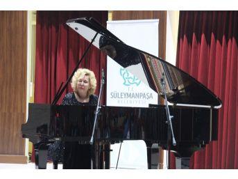 3. Gülsin Onay Piyano Günleri, Gülsin Onay'ın Sahne Alması İle Sona Erdi