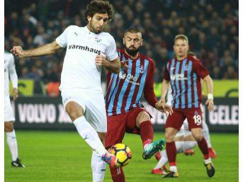 Süper Lig: Trabzonspor: - Bursaspor: (maç Devam Ediyor)