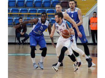 Tahincioğlu Basketbol Süper Lig: Demir İnşaat Büyükçekmece: 113 - Trabzonspor: 105