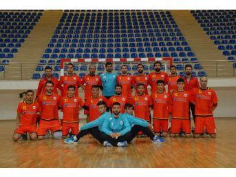 Erek Beş Yıldız Hentbol Takımı Ligin İlk Yarısını Lider Bitirdi