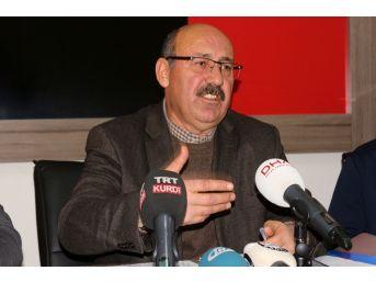 Van Büyükşehir Belediyespor İle Pazarspor Maçında Şaibe İddiası