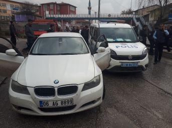 Polisin Dur İhtarına Uymayan Sürücü Kovalamaca Sonucu Yakalandı