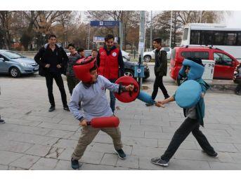 Erzincan Mobil Gençlik Merkezi Gençler İçin Yollarda