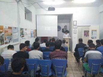 Kyk Yurdunda Kudüs Konulu Program Düzenlendi