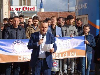 Mehmet Ali Özdemir: Geleceğimizi Hedef Alan Şiddeti Lanetliyoruz