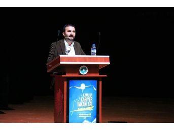 """""""kamuda Kariyer İmkanları"""" Konferansı Beğeni Topladı"""