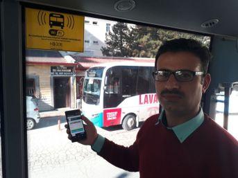Niğde Belediyesi Otobüslerde 'ücretsiz İnternet' Dönemini Başlattı