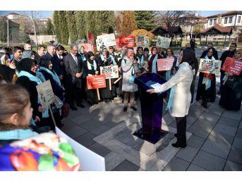 Ak Parti Kâğıthane Teşkilatı Taceddin Dergâhı'nda