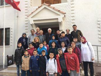 Altındağlı Çocuklar Aktif Yaşam Merkezini Ziyaret Etti