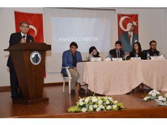 Mehmet Akif Ulucanlar'da Anıldı
