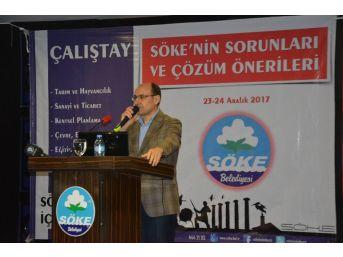 Söke Kaymakamı Tahsin Kurtbeyoğlu'ndan Kağıt Fabrikası Eleştirilerine Yanıt