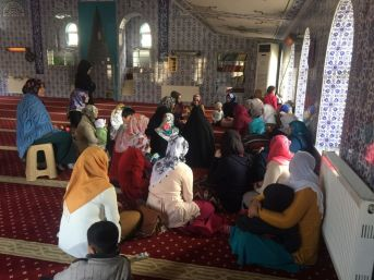 Kadınlar, Sorun Ve Sıkıntılarını Masaya Yatırdı