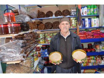 Sason'da Bir Yılda 90 Ton Bal Üretildi