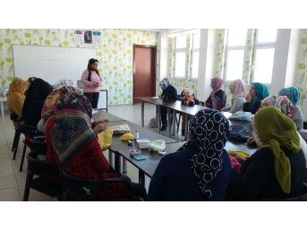 Sason'da Kadınlara Uyum Semineri