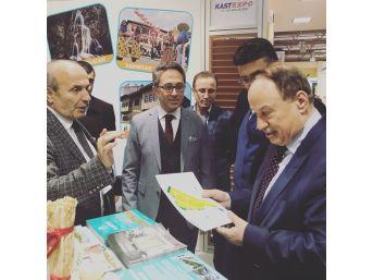 Başkan Arslan, Sanayicileri Taşköprü Osb'ye Yatırım Yapmaya Davet Etti