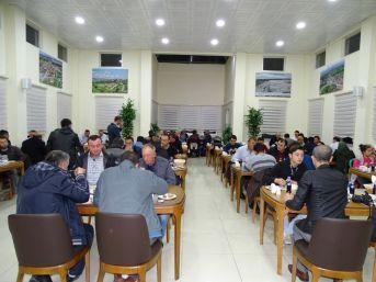 Hisarcık Belediye Personeli Yemekte Buluştu