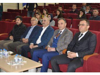 Dika'dan Mardin Tarım Müdürlükleri Proje Yazma Eğitimi Sertifika Töreni