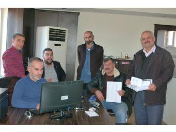 Kahta Belediyesinde Taşeron İşçilerin Kadro Başvuruları Başladı