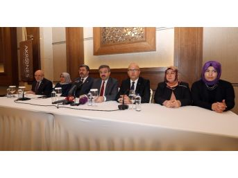 Ak Partili Özkaya, Fetö İle Sürdürülen Mücadelenin Hukuksal Verilerini Açıkladı: