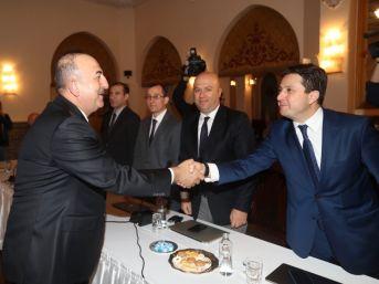 Bakan Çavuşoğlu'ndan Ab'ye: