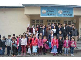 Afad'dan Öğrencilere Eğitim