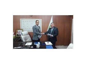 Tuzluca Belediyesi İle Ziraat Bankası Arasında Personel Promosyon Sözleşmesi İmzalandı